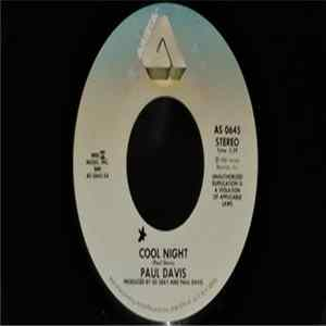 Paul Davis - Cool Night / One More Time For The Lonely mp3