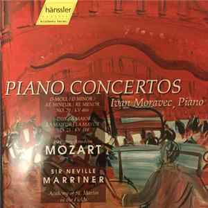 Wolfgang Amadeus Mozart, Ivan Moravec, Sir Neville Marriner, Academy Of St. Martin in the Fields - Piano Concertos KV 466, KV 488 mp3