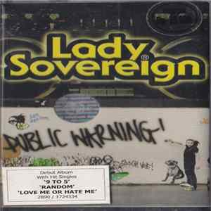 Lady Sovereign - Public Warning mp3